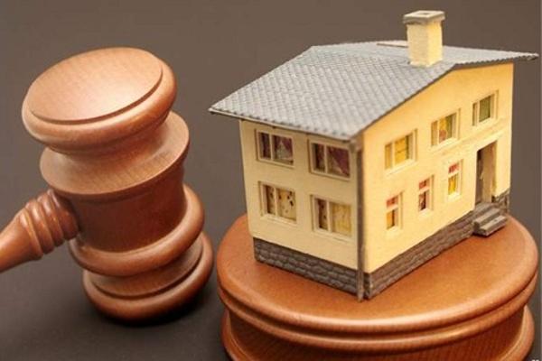 Aukce a dům
